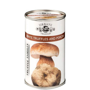 White Truffles and Porcini 6.1oz (180gr) - Urbani Truffles