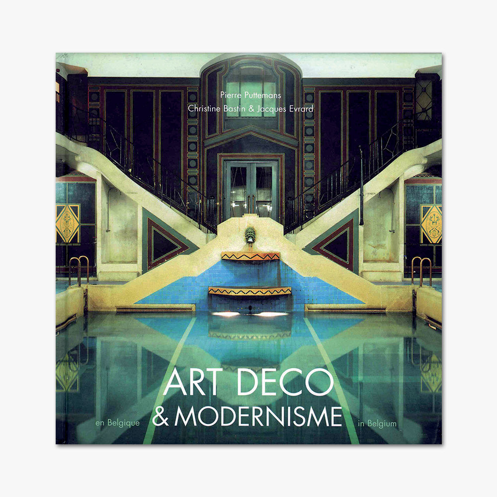 ART DECO & MODERNISME ⎜ Jacques Evrard & Christine Bastin