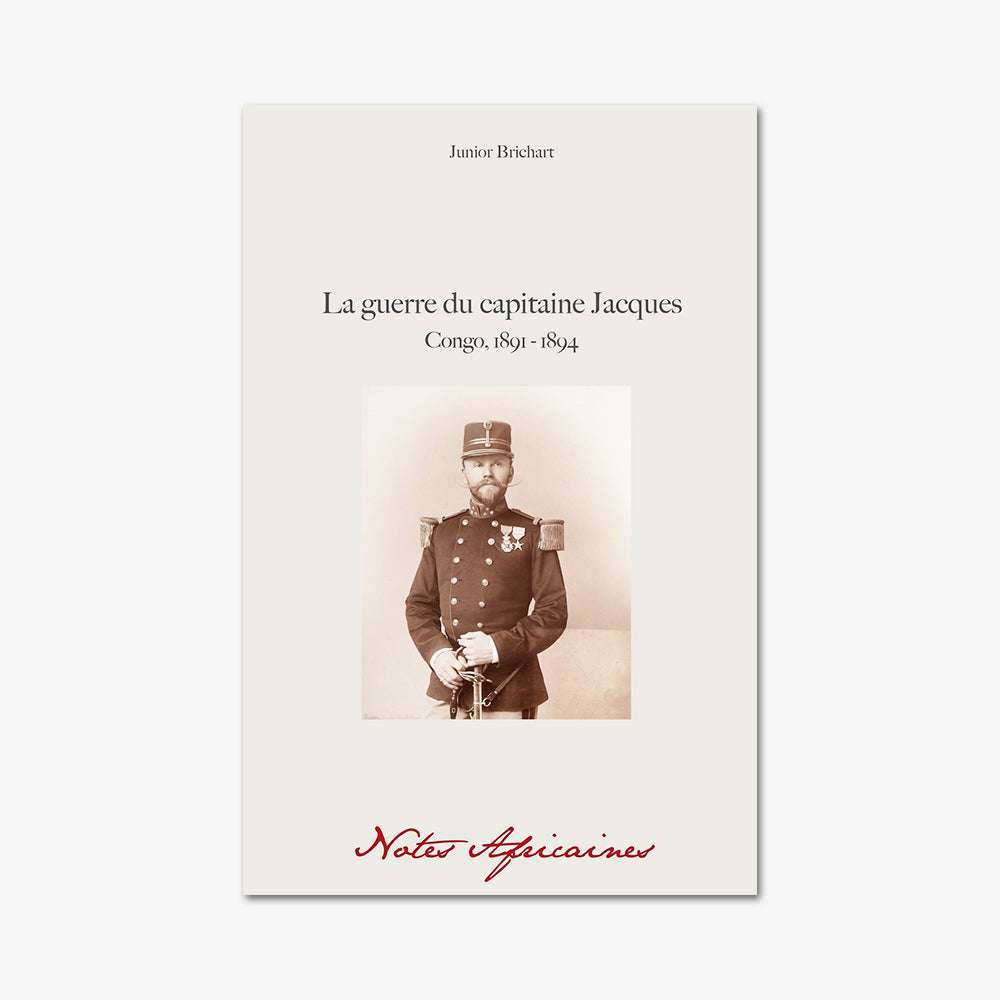 LA GUERRE DU CAPITAINE JACQUES ⎜ Junior Brichart