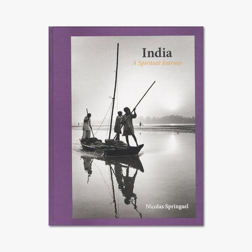 INDIA, A SPIRITUAL JOURNEY ⎜ Nicolas Springael