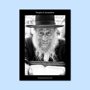 PEOPLE OF JERUSALEM ⎜ Benjamin Angel