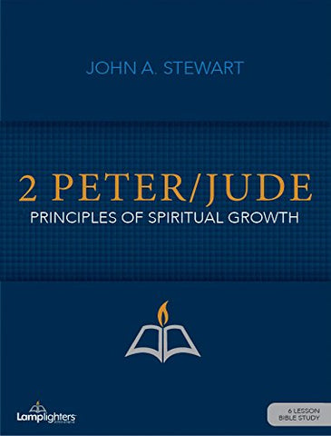 2Nd Peter/Jude: God'S Plan For Spiritual Growth Study Guide (Lamplighters Study Guides)