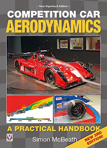 Competition Car Aerodynamics, 3Rd Edition