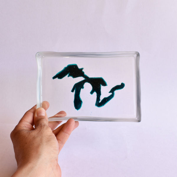 Great Lakes Rolling Tray