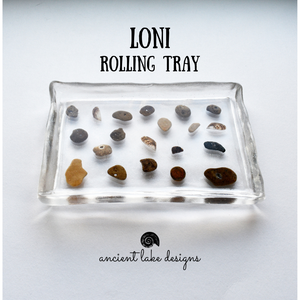 Loni Rolling Tray - Ready to Roll