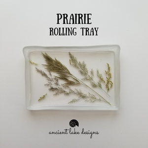 Prairie Rolling Tray - Ready to Roll