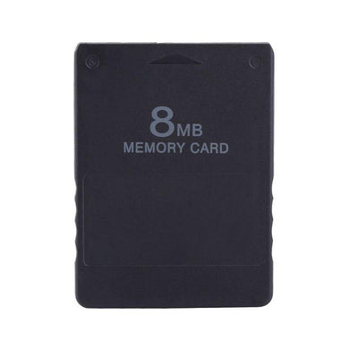 Playstation 2 - Carte Mémoire PS2 8MB / 64MB / 128MB