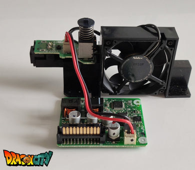 GameCube - Alimentation