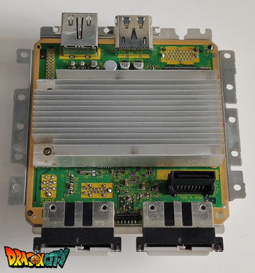 GameCube - Carte mère PAL - US - JAP