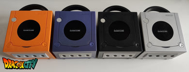 GameCube JAP Freezone 60Hz + Puce Xeno-Gc V2 + DVD Swiss Offert