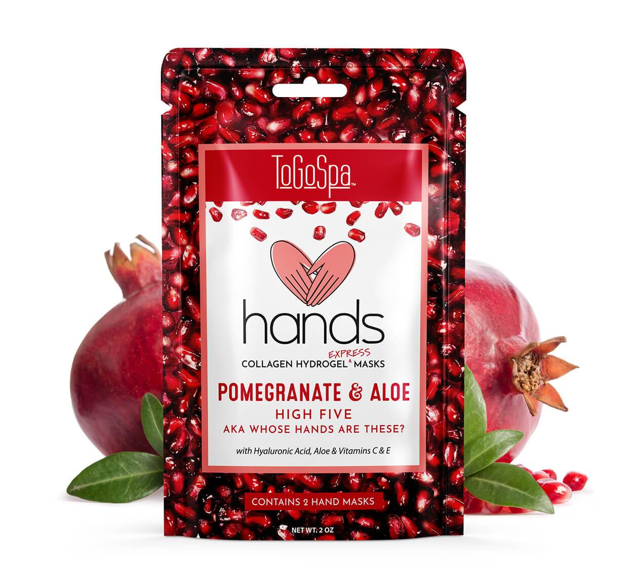 Pomegranate + Aloe Hands TREATMENT