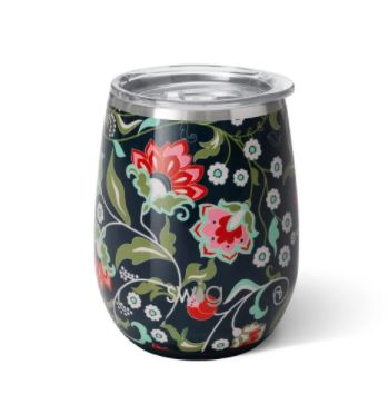 Lotus Blossom Stemless Wine Cup