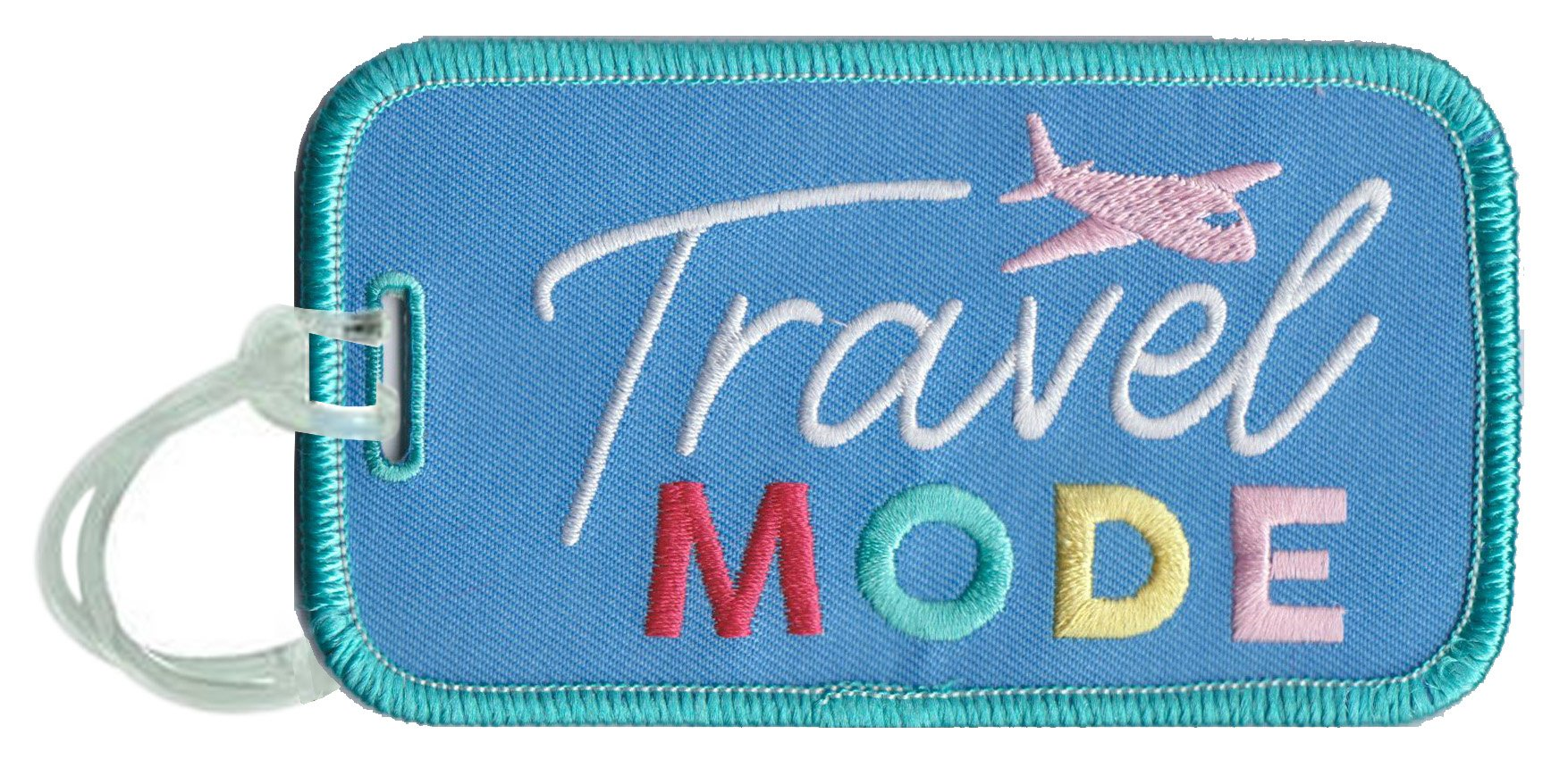 Travel Mode Luggage Tag