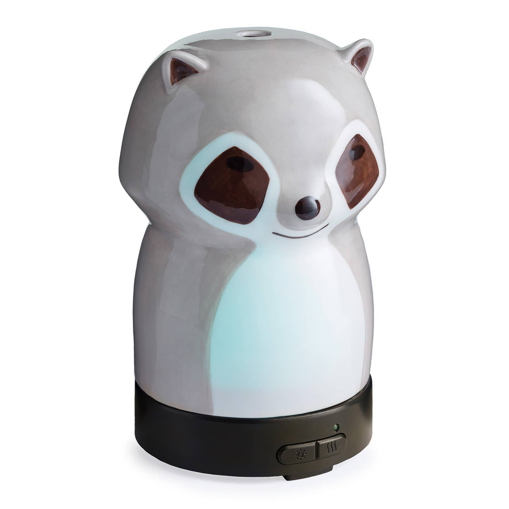 Ultra Sonic Essential Oil Diffuser Kids Collection - Raccoon