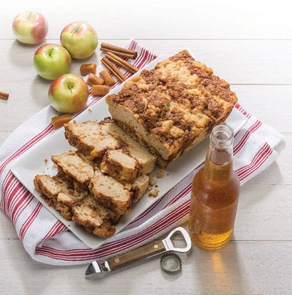 Gluten-Free Caramel Apple Premium Beer Bread Mix