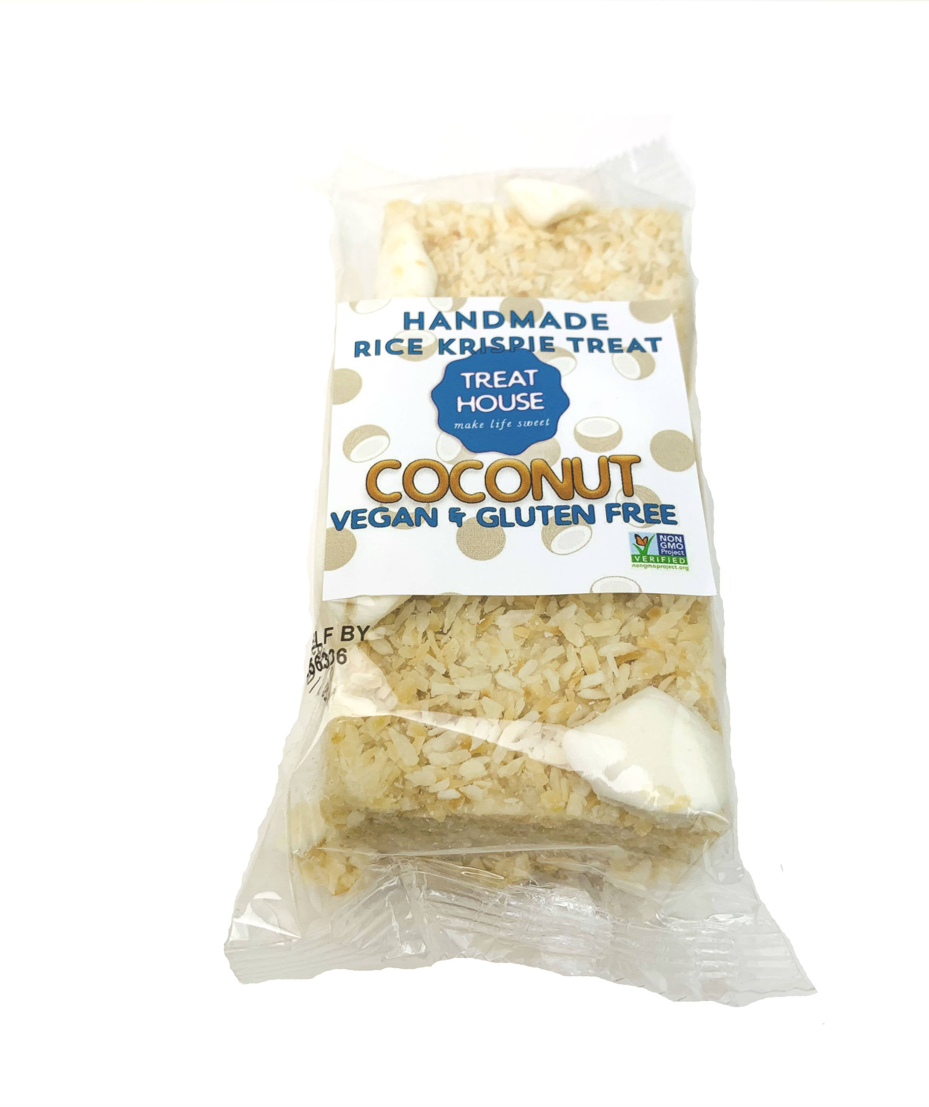 Toasted Coconut Vegan, Gluten Free, Dairy Free, and Non-GMO