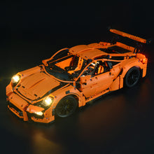 Load image into Gallery viewer, Briksmax Light Kit For Lego Porsche 911 GT3 RS 42056