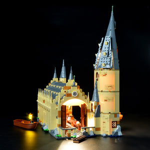 Briksmax Light Kit For Lego Hogwarts Great Hall 75954
