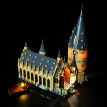 Load image into Gallery viewer, Briksmax Light Kit For Lego Hogwarts Great Hall 75954