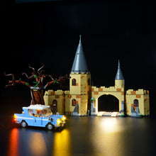Load image into Gallery viewer, Briksmax Light Kit For Lego Hogwarts Whomping Willow 75953