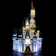 Load image into Gallery viewer, Briksmax Light Kit For Lego Cinderella Princess Castle 71040