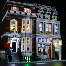 Load image into Gallery viewer, Briksmax Light Kit For Lego Pet Shop 10218