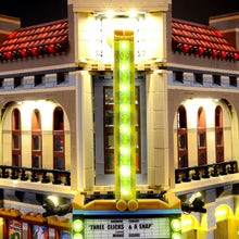 Load image into Gallery viewer, Briksmax Light Kit For Lego Palace Cinema 10232