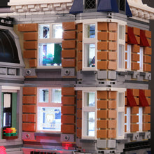 Load image into Gallery viewer, Briksmax Light Kit For Lego The Assembly Square 10255