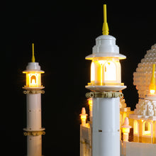 Load image into Gallery viewer, Briksmax Light Kit For Lego Taj Mahal 10256