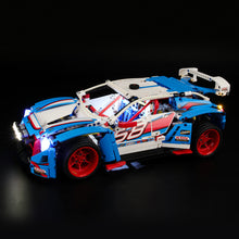Load image into Gallery viewer, Briksmax Light Kit For Lego Rally Car 42077