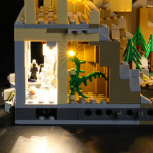 Load image into Gallery viewer, Briksmax Light Kit For Lego Potter Hogwart's Castle 71043