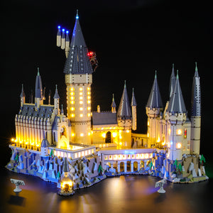 Briksmax Light Kit For Lego Potter Hogwart's Castle 71043