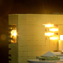 Load image into Gallery viewer, Briksmax Light Kit For Lego Solomon R. Guggenheim Museum 21035