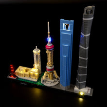 Load image into Gallery viewer, Briksmax Light Kit For Lego Shanghai 21039