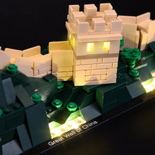 Load image into Gallery viewer, Briksmax Light Kit For Lego Great Wall of China 21041