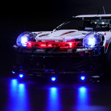 Load image into Gallery viewer, Briksmax Light Kit For Lego Porsche 911 RSR 42096
