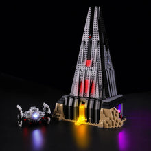 Load image into Gallery viewer, Briksmax Light Kit For Lego Darth Vader's Castle 75251