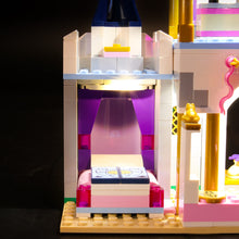 Load image into Gallery viewer, Briksmax Light Kit For Lego Princess Cinderella's Dream Castle 41154