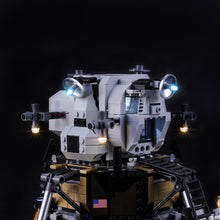 Load image into Gallery viewer, Briksmax Light Kit For Lego NASA Apollo 11 Lunar Lander 10266
