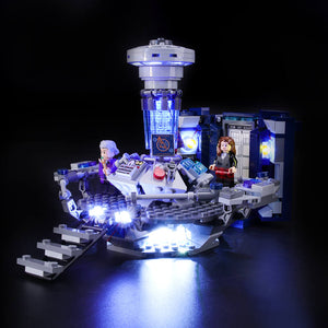 Briksmax Light Kit For Lego Doctor Who 21304
