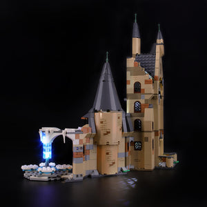 Briksmax Light Kit For Lego Hogwarts Clock Tower 75948