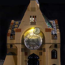 Load image into Gallery viewer, Briksmax Light Kit For Lego Hogwarts Clock Tower 75948