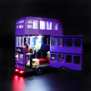 Briksmax Light Kit For Lego The Knight Bus 75957