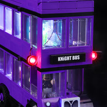 Load image into Gallery viewer, Briksmax Light Kit For Lego The Knight Bus 75957