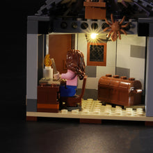 Load image into Gallery viewer, Briksmax Light Kit For Lego Hagrid's Hut: Buckbeak's Rescue 75947