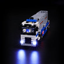 Load image into Gallery viewer, Briksmax Light Kit For Lego Container Yard 42062