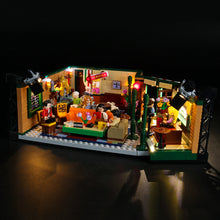 Load image into Gallery viewer, Briksmax Light Kit For Lego Friends Central Perk 21319