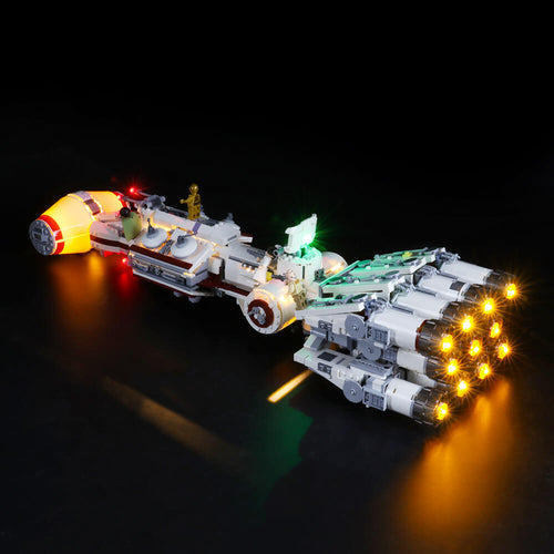 Briksmax Light Kit For Lego A New Hope Tantive IV 75244