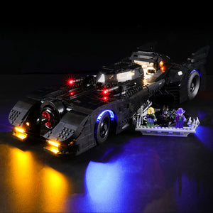 Briksmax Light Kit For Lego Batmobile 76139