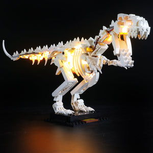 Briksmax Light Kit For Lego Dinosaur Fossils Limited 21320